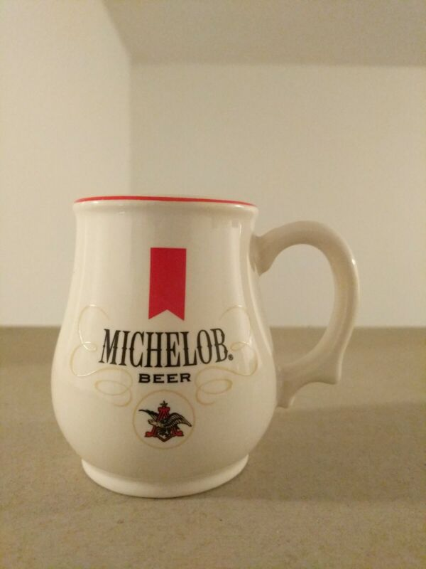 Michelob Beer Franklin Porcelain Limited Edition Miniature Stein Tankard