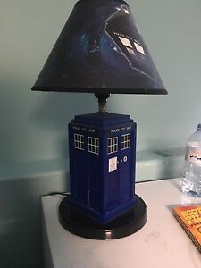 Doctor who lamp