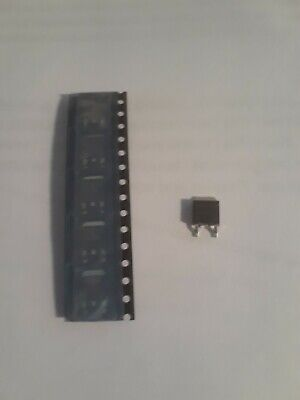 5 Pcs Irfr9020 P-channel Mosfet To-252 -50 V 9 A