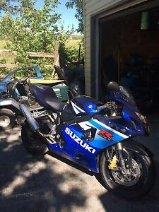2005 gsxr 600 mechanic owned