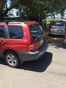 Wrecking Subaru Forester 2.5x (Sold pending Payment)