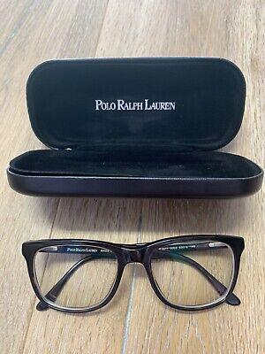 POLO RALPH LAUREN Unisex Eyeglasses 2011 5003 53-18-140 Tortoise Made In Italy.
