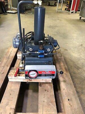 Dake Electric Hydraulic Press 25 Ton Press Model 905026-4