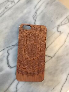 Hand-carved Wooden iPhone 6 case