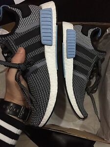 RARE DS Adidas NMD blue grey size US 10.5 Melbourne CBD Melbourne City Preview