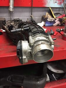 2010 f-150 eco boost throttle body and intake manifold
