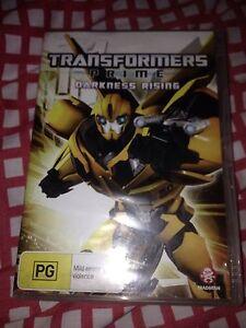 Transformers Prime: Darkness Rising DVD (Region 4)