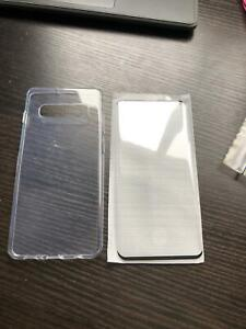 Case and Tempered Glass for Samsung S10plus