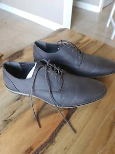 Mens Aus 13 Conner Brand Alfington Formal Shoe