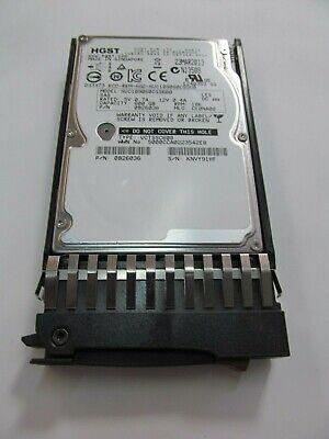 600GB 10K SAS 2.5