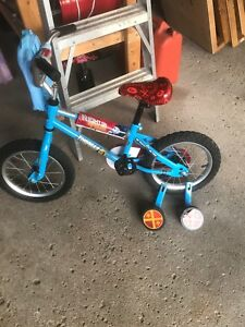 Thomas the Tank Engine Boys Bike