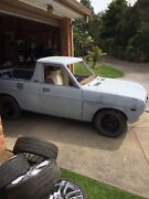 Datsun 1200 ute unfinished project rolling shell Patterson Lakes Kingston Area Preview