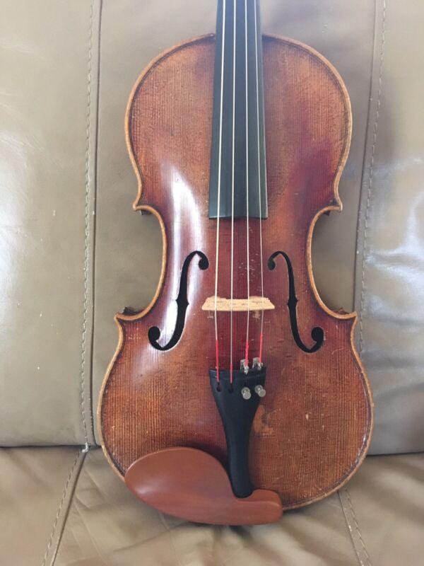 "John Juzek viola 15.5"" 1931"