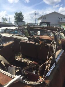 2951 ford convertible top only