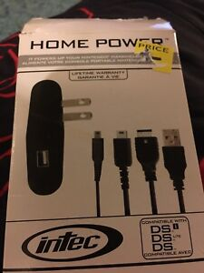 Nintendo compatible charger
