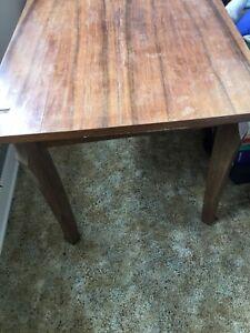 "Vintage Coffee Table.  1' 11"" x 2' 11"""