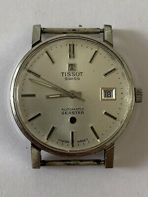 Vintage Tissot Seastar Automatic Watch