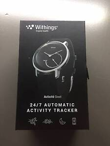 Withings Activite Steel Sports watch Duncraig Joondalup Area Preview