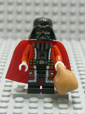 Darth Vader Santa 75056 Advent Christmas REAL Lego Minifigure