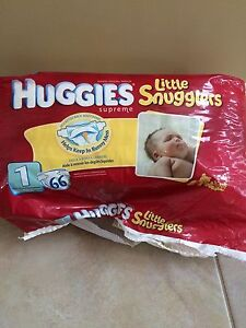 Huggies Supreme Size 1 Diapers