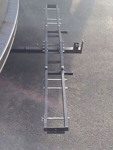 Motorcycle Hitch Hauler