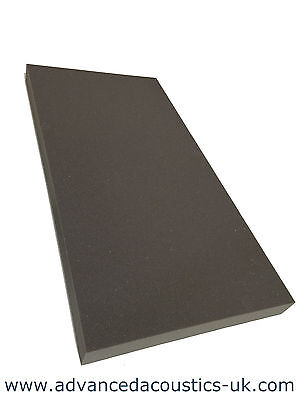 "Advanced Acoustics 3"" Thick Acousti-Slab Studio Foam Panel Acoustic Treatment"
