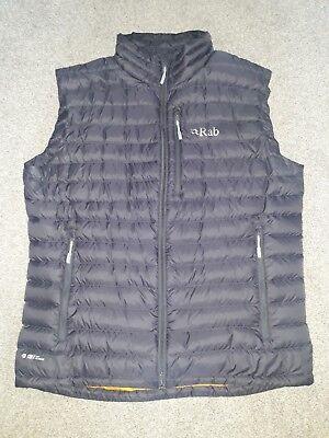 Rab Men's Microlight Vest/Gilet (medium)