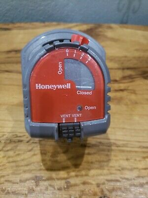 Honeywell M847d-vent Damper Actuator 24 Vac.