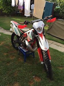 2011 Gasgas ec300 six days Concord West Canada Bay Area Preview