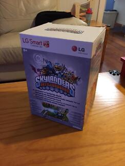 Skylanders LG Smart TV box set Coorparoo Brisbane South East Preview
