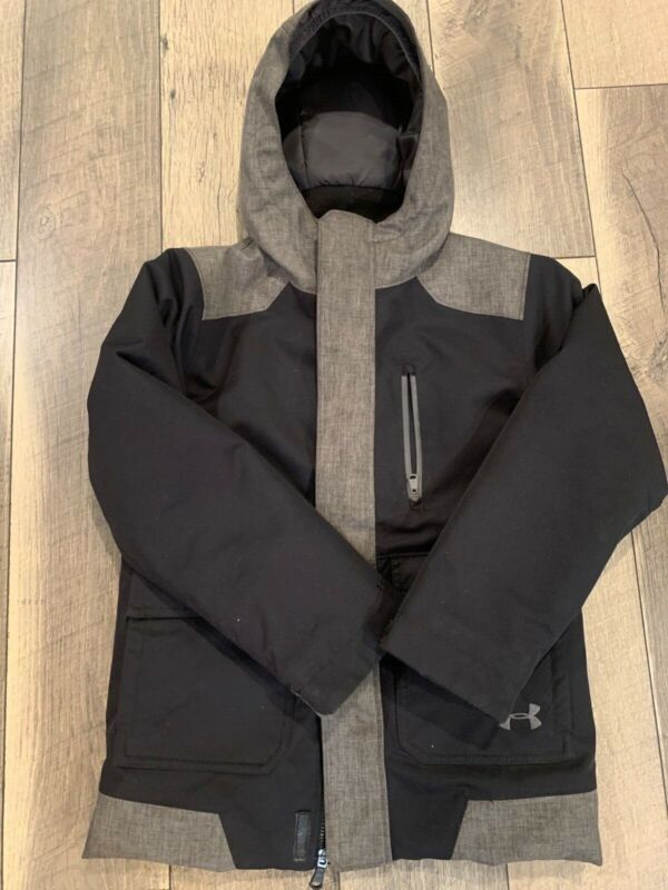 Under Armour Youth Small Boys Winter Coat