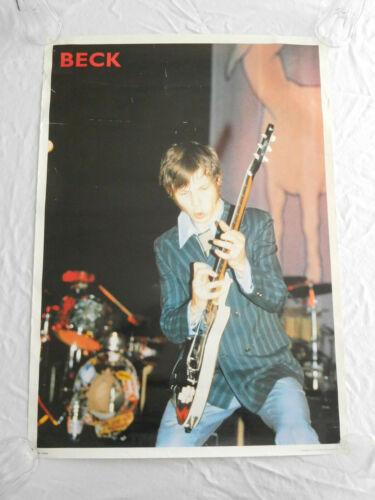 Vintage Beck Poster Print 1990s