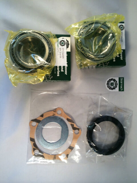 BEARMACH LAND ROVER DISCOVERY 1 WHEEL BEARING KIT,  SEAL, GASKET & WASHER JA ON