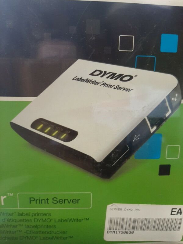 Dymo LabelWriter Print Server DYLWPS new unopened