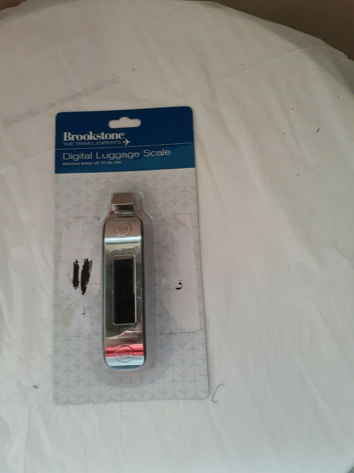 Portable Scale Still In Package  - $10.00