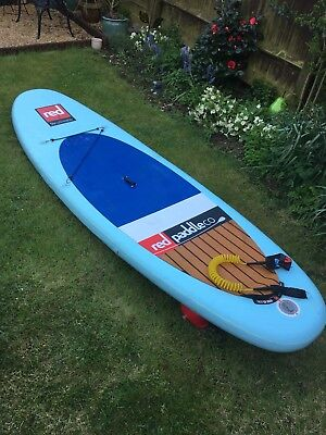 """Stand Up Paddle Board Inflatable SUP Red Paddle Co 9'6"""" Allwater"""