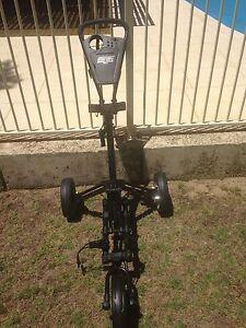Shark Quickfold MK11 Golf Cart Falcon Mandurah Area Preview