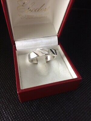 Vintage Hans Hansen silver ring