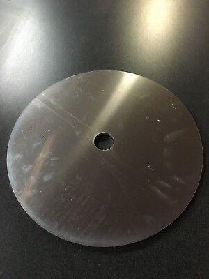 18 .125 Aluminum Disc X 7-18 Od X 716 Id