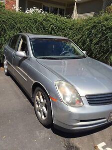 AMAZING DEAL on 2003 g35