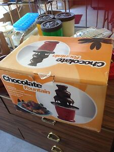 Chocolate fountain Redcliffe Belmont Area Preview