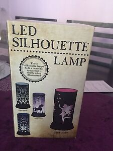 LED Silhouette lamp $10 Minto Campbelltown Area Preview