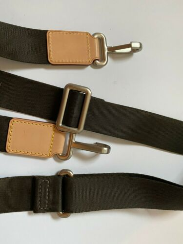Louis Vuitton bandouliere for the male damier geant line AUT