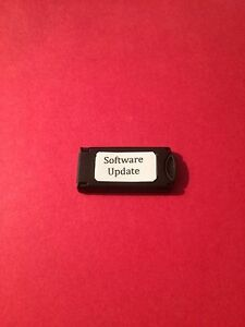 Garmin Software Update on Data Memory Card