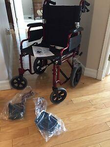 Brand New NOVA lightweight Wheelchair