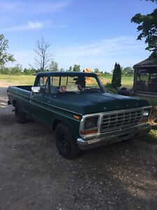1979 F100 For Sale
