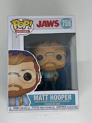Funko Pop - Movies - Jaws - Matt Hooper - 756