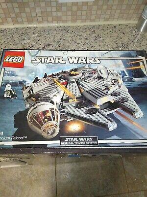 LEGO Star Wars Millennium Falcon 2004 (4504) USED NO MINIFIGS