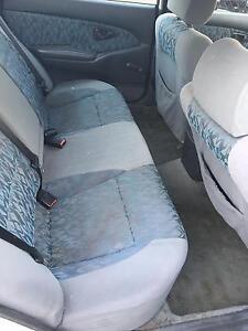 1999 Mitsubishi Magna Sedan Clontarf Redcliffe Area Preview