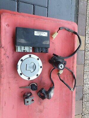 Honda CBR900RR CBR 954 RR Fireblade CDI / ECU Ignition & Key hiss